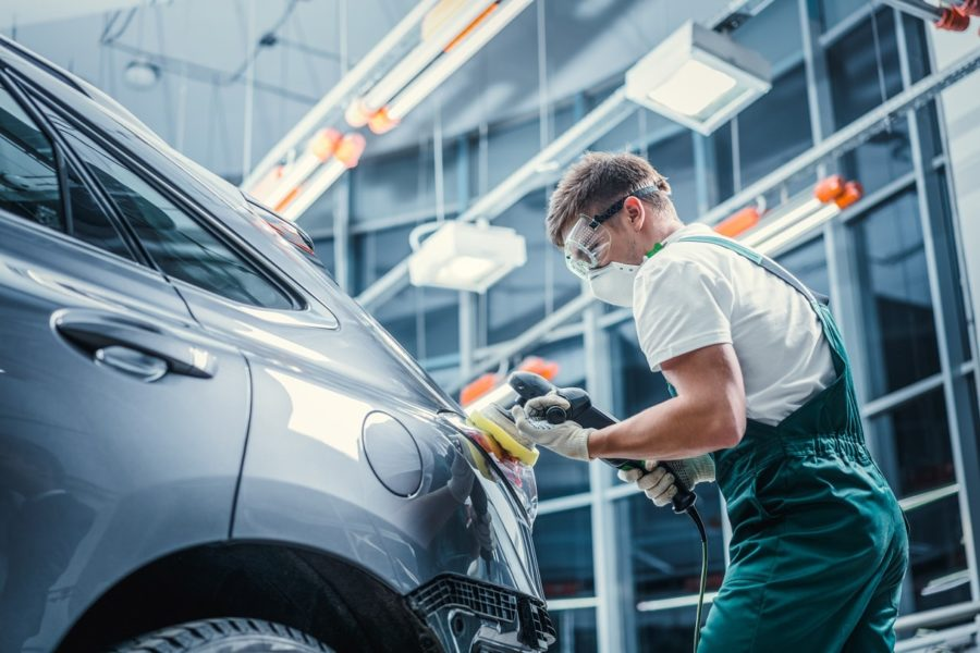 Cut Costs With Auto Body Repairs