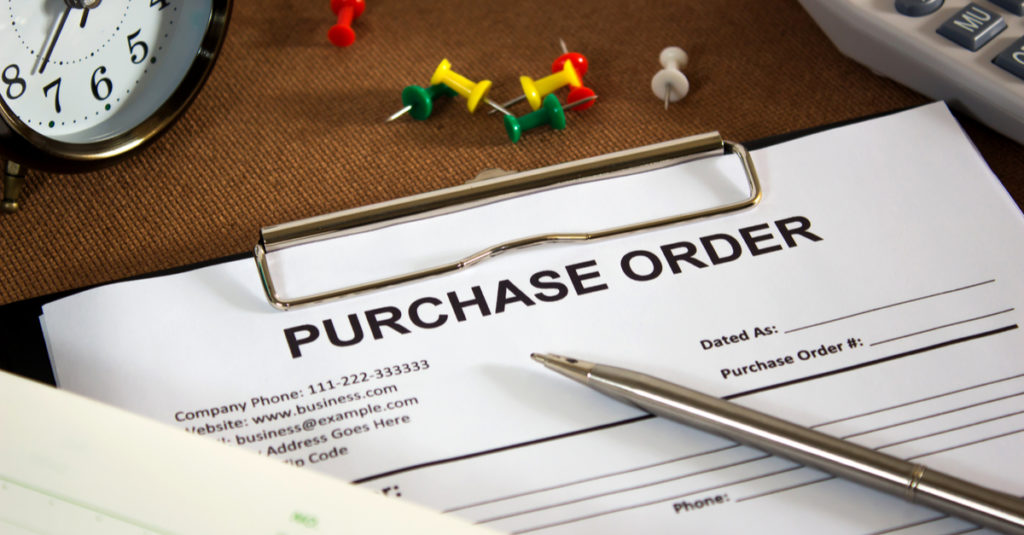 Purchase Order & Letter of Credit Financing Purchase Order & Letter of Credit Financing