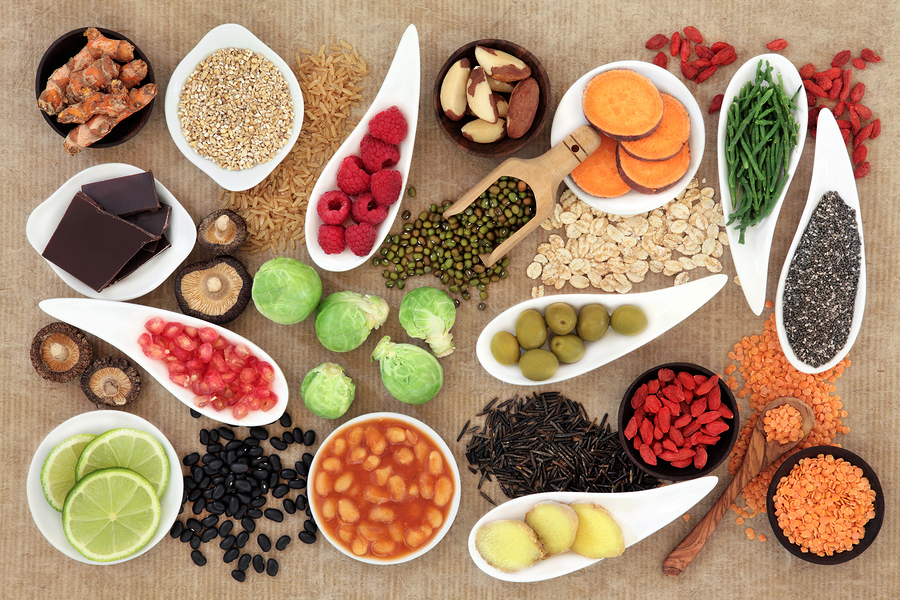 Health Diet Foods – Three Top Ten Best Foods For Protein, Carbs, and Fat