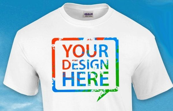 Give away custom-printed T-shirts to Employees & Customers for promotions