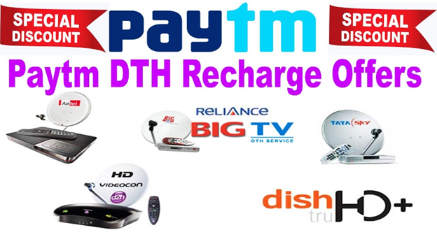 Videocon D2H Recharge Online – A Gift Of Technology